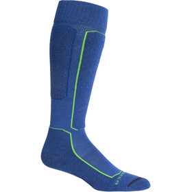 Icebreaker Ski+ Light OTC Socks Herre Surf